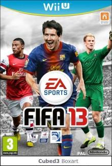 Box art for FIFA 13