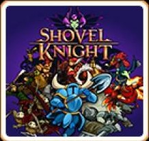 Box art for Shovel Knight