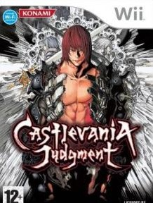 Box art for Castlevania Judgment