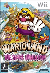 Box art for Wario Land: The Shake Dimension