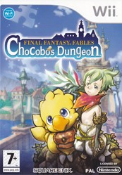Box art for Final Fantasy Fables: Chocobo's Dungeon