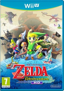 Box art for The Legend of Zelda: The Wind Waker HD