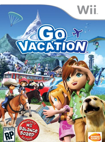 Box art for Go Vacation