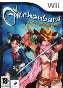 Box art for Onechanbara: Bikini Zombie Slayers