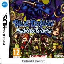 Box art for Blue Dragon: Awakened Shadow