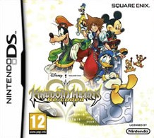 Box art for Kingdom Hearts Re:coded