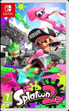 Box art for Splatoon 2