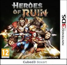 Box art for Heroes of Ruin
