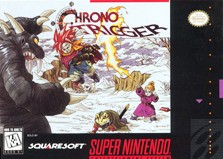 Box art for Chrono Trigger