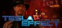 Box art for Tesla Effect: A Tex Murphy Adventure