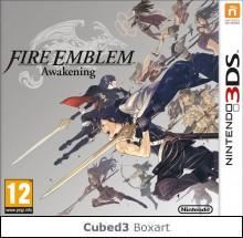 Box art for Fire Emblem: Awakening