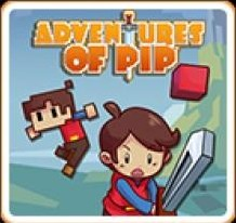 Box art for Adventures of Pip