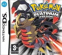 Box art for Pokémon Platinum Version