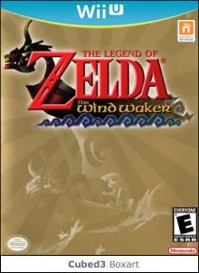 Box art for The Legend of Zelda: The Wind Waker