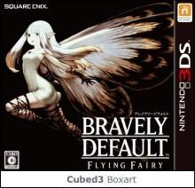 Box art for Bravely Default: Flying Fairy