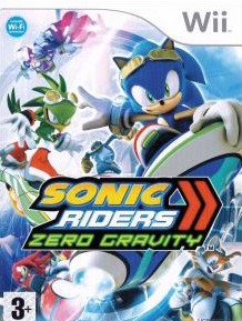 Box art for Sonic Riders: Zero Gravity
