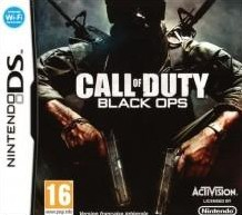 Box art for Call of Duty: Black Ops