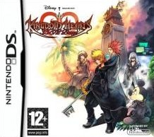 Box art for Kingdom Hearts 358/2 Days