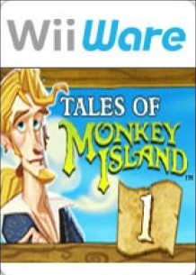 Box art for Tales of Monkey Island Chapter 1: Launch of the Screaming Narwhal
