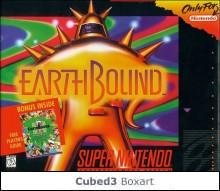 Box art for EarthBound