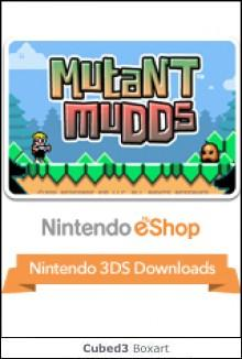 Box art for Mutant Mudds