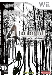 Box art for Resident Evil 4 Wii Edition