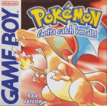 Box art for Pokémon Red Version