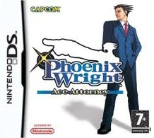 Box art for Phoenix Wright: Ace Attorney