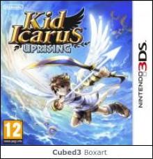 Box art for Kid Icarus: Uprising