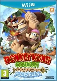 Box art for Donkey Kong Country: Tropical Freeze