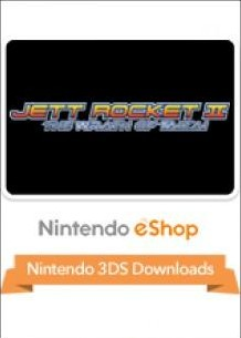 Box art for Jett Rocket II: The Wrath of Taikai