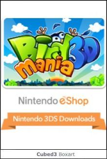 Box art for Bird Mania 3D
