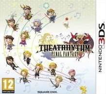Box art for Theatrhythm Final Fantasy