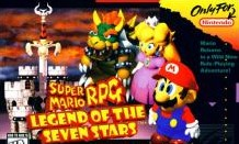 Box art for Super Mario RPG: Legend of the Seven Stars