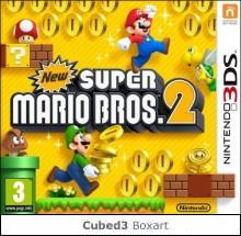 Box art for New Super Mario Bros. 2