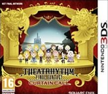 Box art for Theatrhythm Final Fantasy Curtain Call