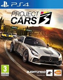 Box art for Project CARS 3
