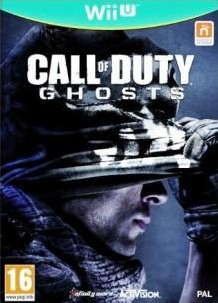 Box art for Call of Duty: Ghosts
