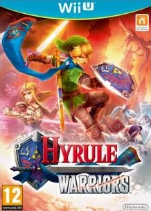 Box art for Hyrule Warriors