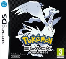 Box art for Pokémon Black Version