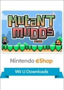 Box art for Mutant Mudds Deluxe