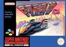 Box art for F-Zero