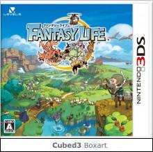 Box art for Fantasy Life