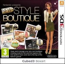 Box art for Nintendo Presents New Style Boutique