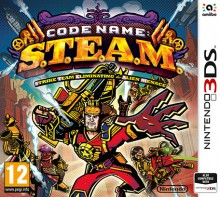 Box art for Code Name: S.T.E.A.M.