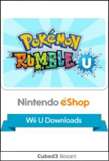 Box art for Pokémon Rumble U