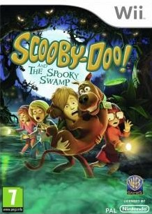 Box art for Scooby-Doo! and the Spooky Swamp