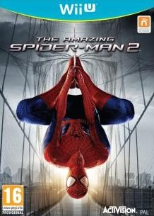 Box art for The Amazing Spider-Man 2