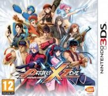 Box art for Project X Zone