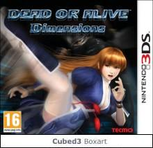 Box art for Dead or Alive Dimensions